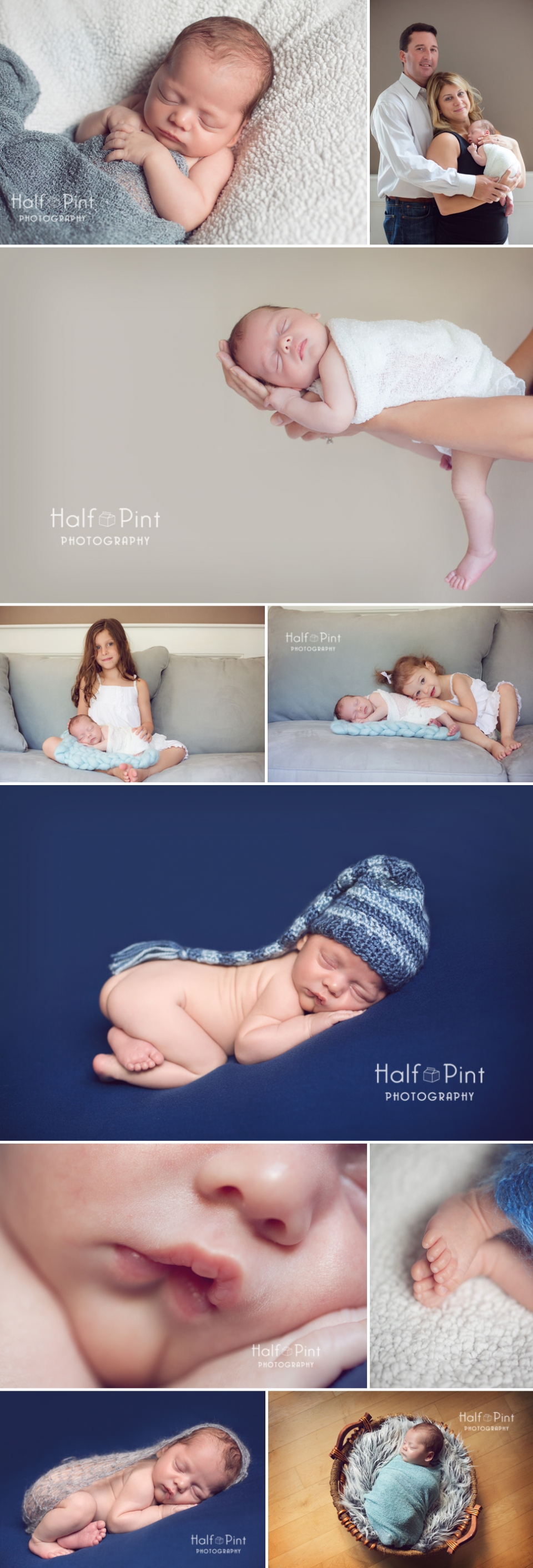 Jane Fonda, Diane Keaton, Candice Bergen, and Mary Bergen county newborn photographer